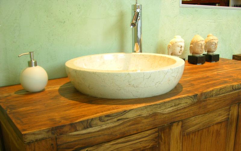 waschbecken aus marmor f r ihr individuelles badezimmer. Black Bedroom Furniture Sets. Home Design Ideas