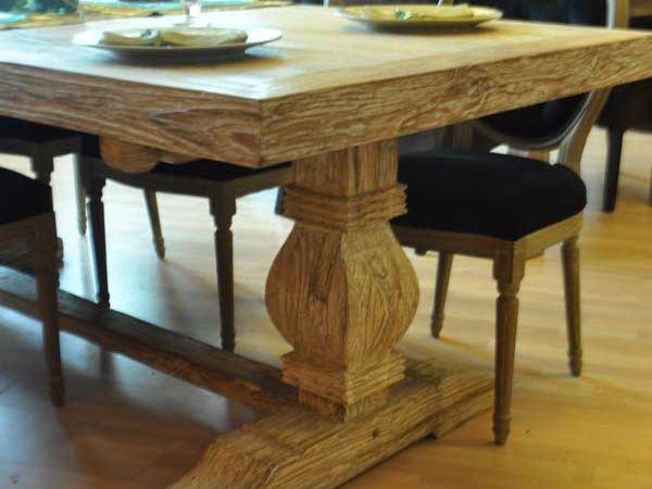 Esstische aus Teak, Massive Holztische aus Teak von malabar Schweiz