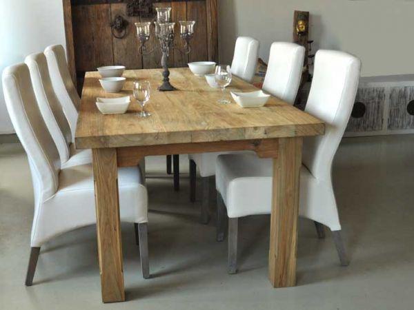 esstische aus massivholz design esstische aus teak massive holztische aus teak von malabar. Black Bedroom Furniture Sets. Home Design Ideas