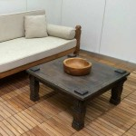 Madura Coffee Table 80x80